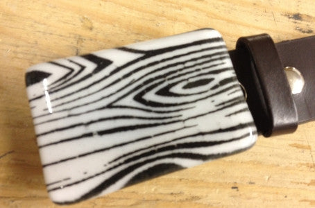 Woodgrain Buckle
