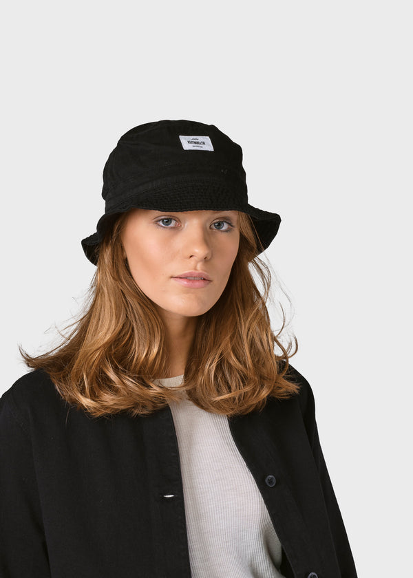 Klitmøller Collective ApS Bucket one Hats Black
