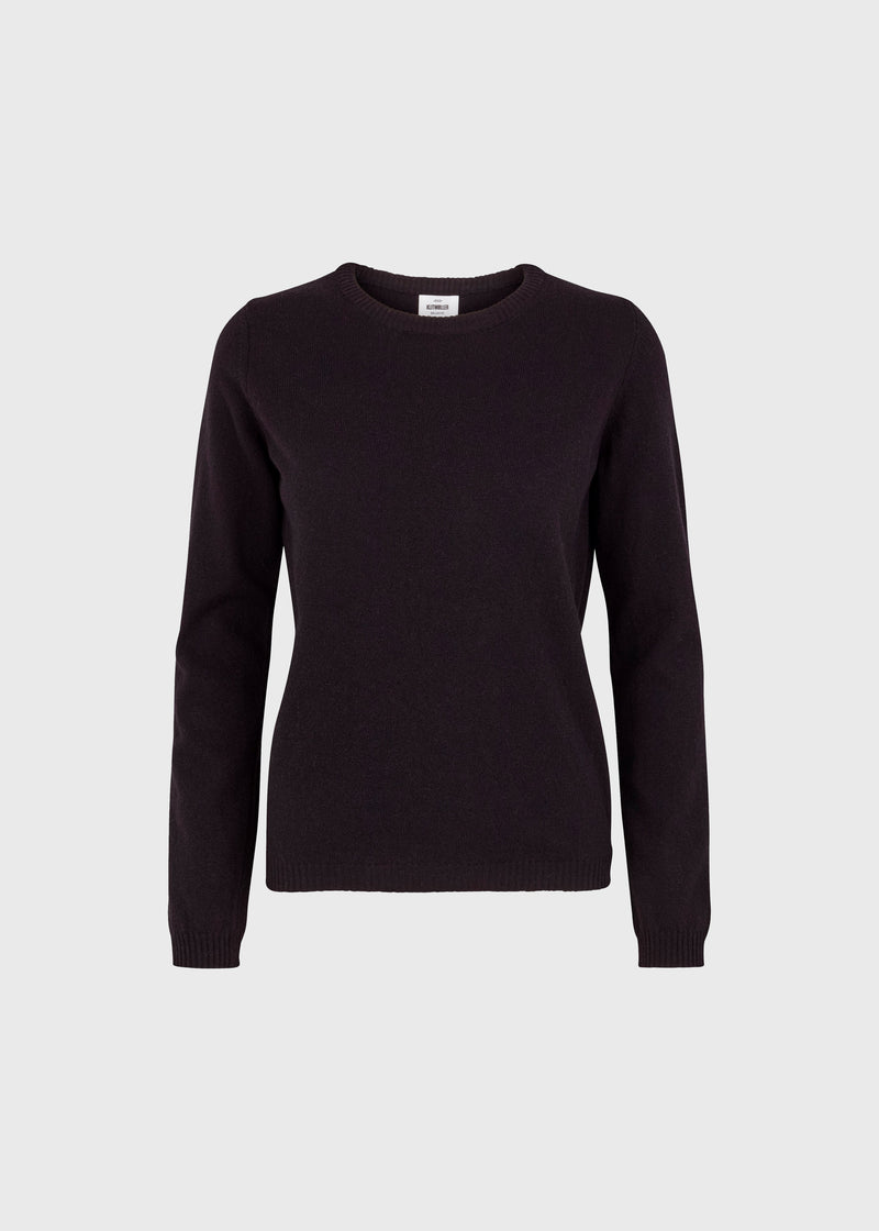 Klitmøller Collective ApS Daniella knit Knitted sweaters Black