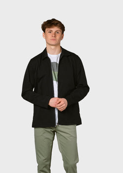 Klitmøller Collective ApS Emil jacket Jackets Black