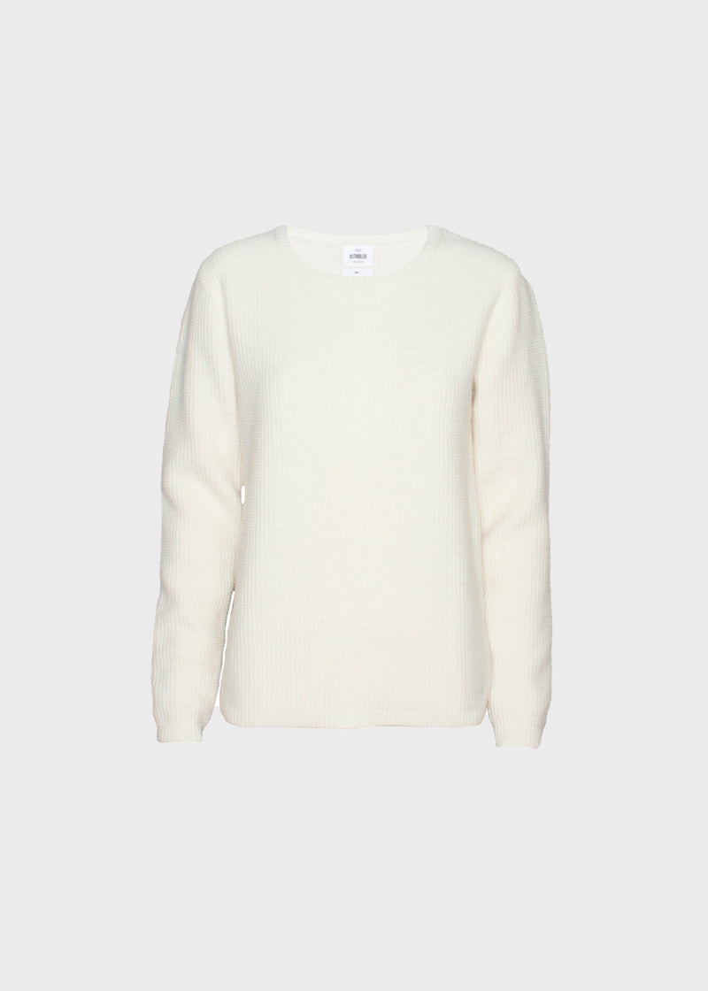 Klitmøller Collective ApS Frida knit Knitted sweaters Cream