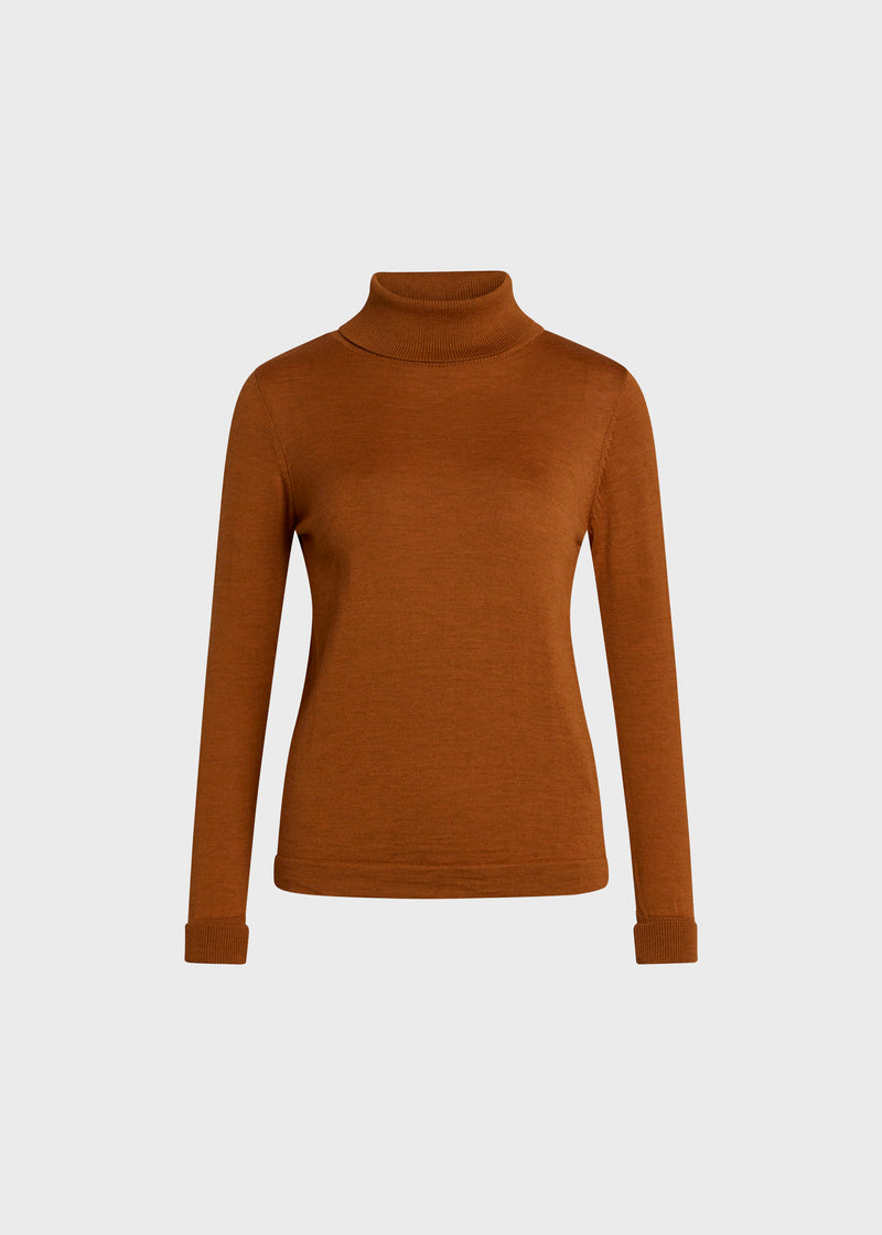 Klitmøller Collective ApS Isabella knit Knitted sweaters Amber