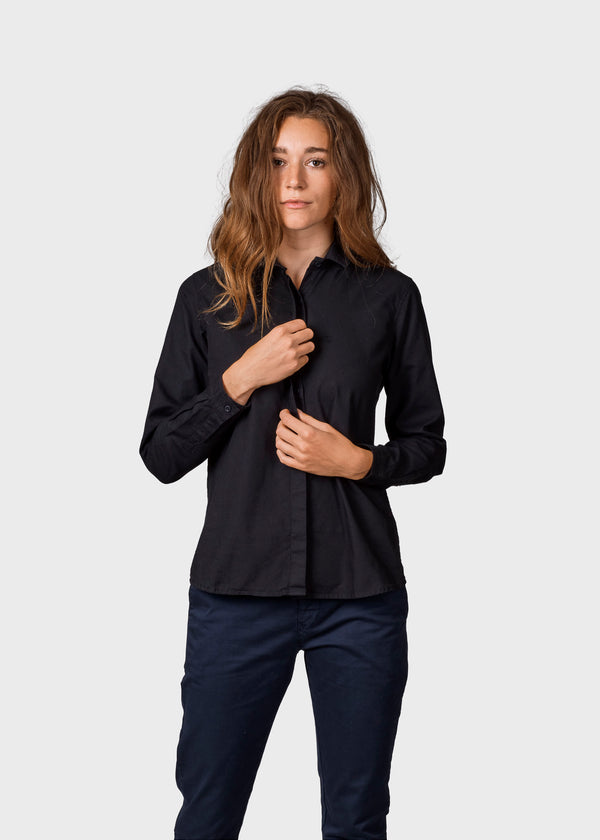 Klitmøller Collective ApS Julie shirt Shirts Black