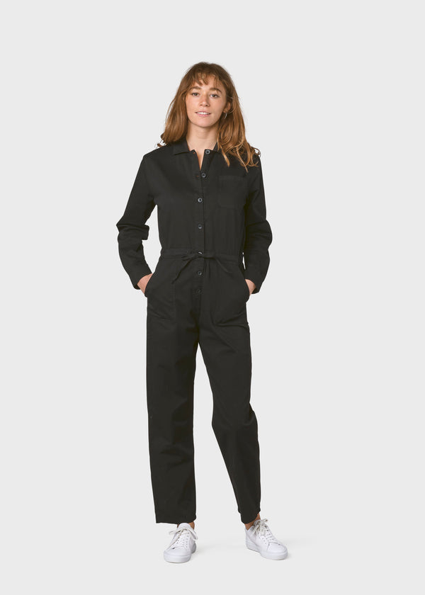 Klitmøller Collective ApS Lena Jumpsuit Jumpsuits Black