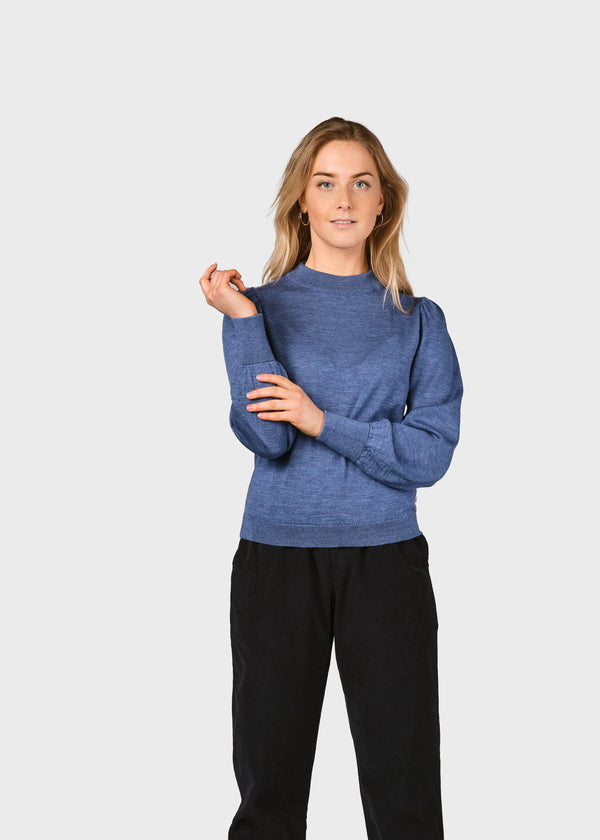 Klitmøller Collective ApS Lola knit Knitted sweaters Heaven