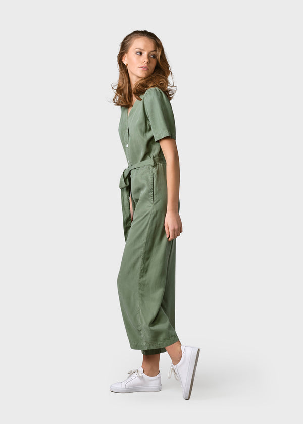 Klitmøller Collective ApS Marna jumpsuit Jumpsuits Pale green