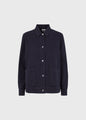 Rita twill jacket - Navy