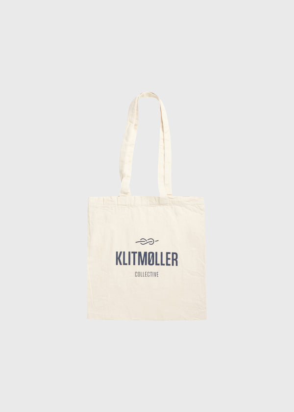 Klitmøller Collective ApS Tote bag Accessories Cream