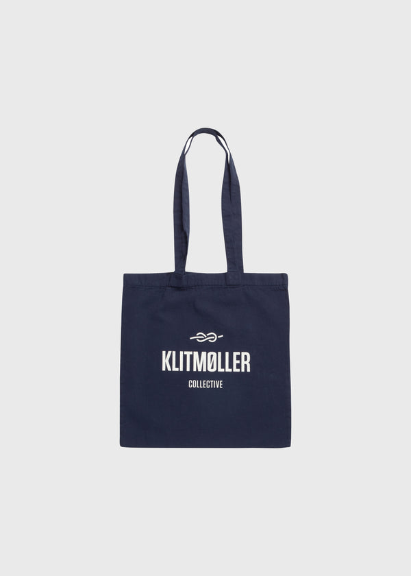 Klitmøller Collective ApS Tote bag Accessories Navy
