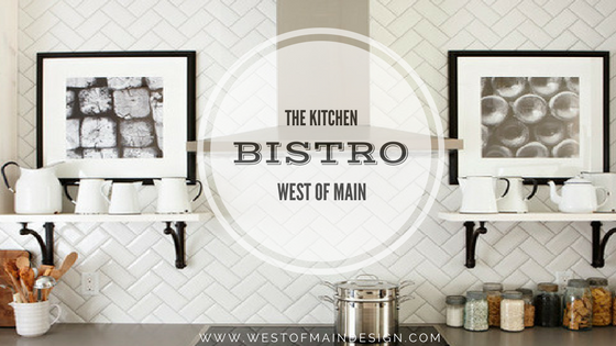The Kitchen Bistro: An Inspiring Home Design Idea - West of Main on home furniture, home layout, home builders, home blueprints, home painting, home renovation, home drawing, home color schemes, home tiny house, home building, home plan, home exteriors, home row, home interior, home wallpaper, home front, home decor, home style, home ideas, home symbol,