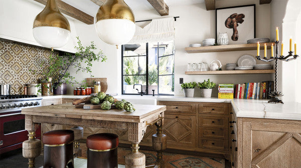 Interior decor ideas Coco Kelley Kitchen Bistro
