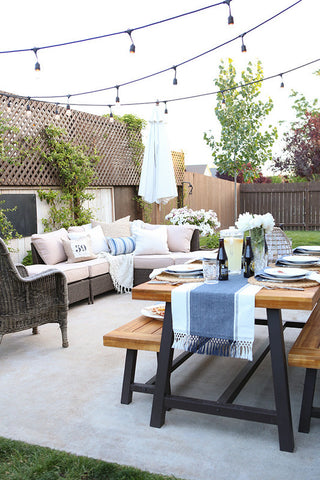 Patio Design - Furniture