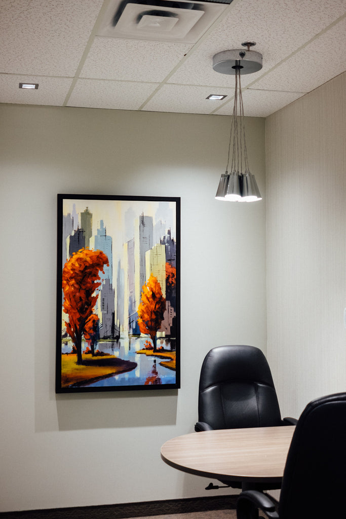 Soloway Wright Law Firm Ottawa Design - Room