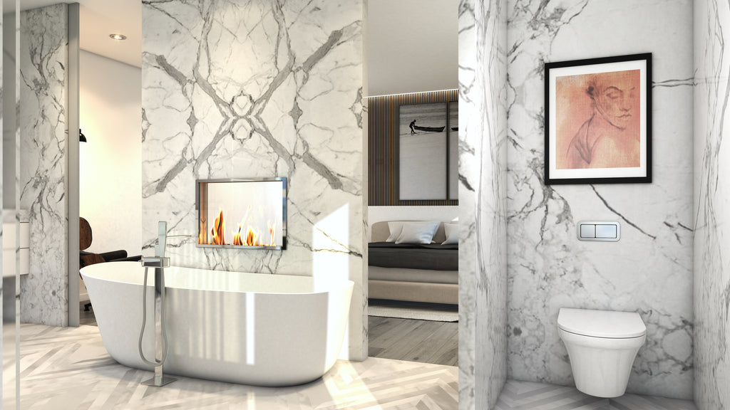 bathroom ensuite bathtub render