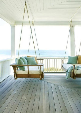 Swing - Interior Design - Porch