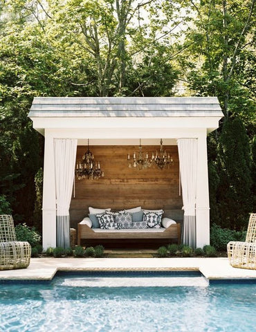 Outdoor Day Bed - Interior Design Patio