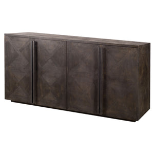 Mckinley solid indian mango wood sideboard
