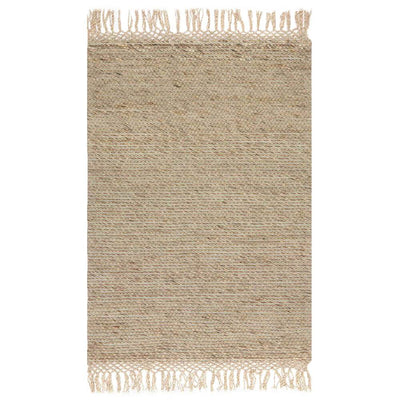 Calacatta Beige Rug. Heathered looking, wool rug. Hand loomed in India.