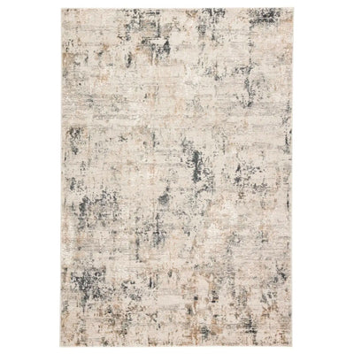 The Busselton area rug combined soft ivory, dark greys, and taupe into a modern contemporary style rug.