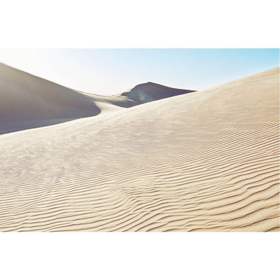 Dunes is a neutral photo of Californian sand dunes by artist Andrew Soule.
