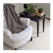 Beige diamond textured indoor outdoor rug. Indoor and outdoor rug. Fade resistant and eco-friendly rug.