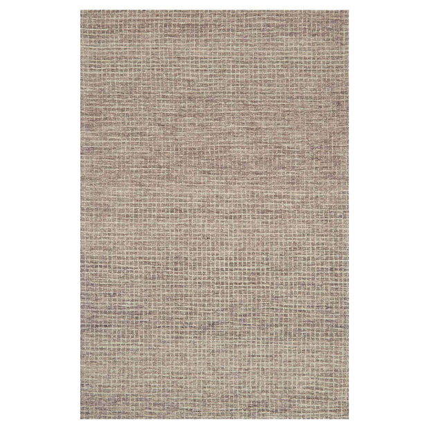 Atrani Smoke Rug. Watercolour, textured wool rug.