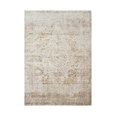 The Santander Champagne/Grey Rug is an unmatched textural addition to your interior space.