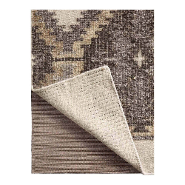 Beige Secure Grip Rug Pad. Grip pad for underneath indoor rugs. Rubber rug pad.