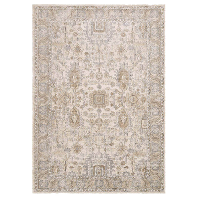 The Cassis Ivory / Sand Rug is a classic, neutral coloured, power loomed rug.