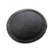 The Mumbai Plate is a hand-carved stone plate sourced from India.
