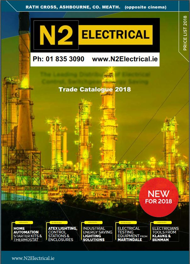 N2 Trade Catalogue cover image