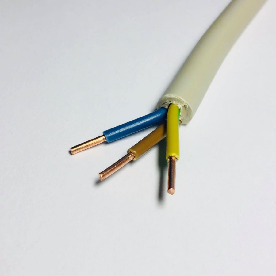 3 x 6 NYMJ Cable