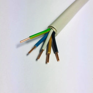 5 x 6mm NYMJ Cable