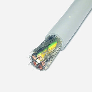 5 x 1.5mm CY SCREENED Cable
