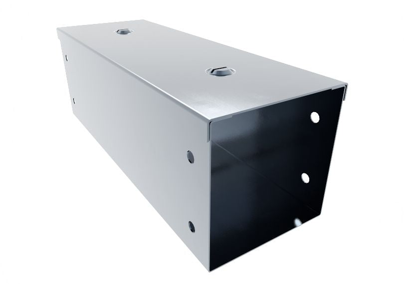4 X 4 Galv. Trunking