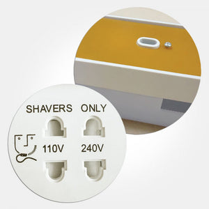 LED Shaver Light