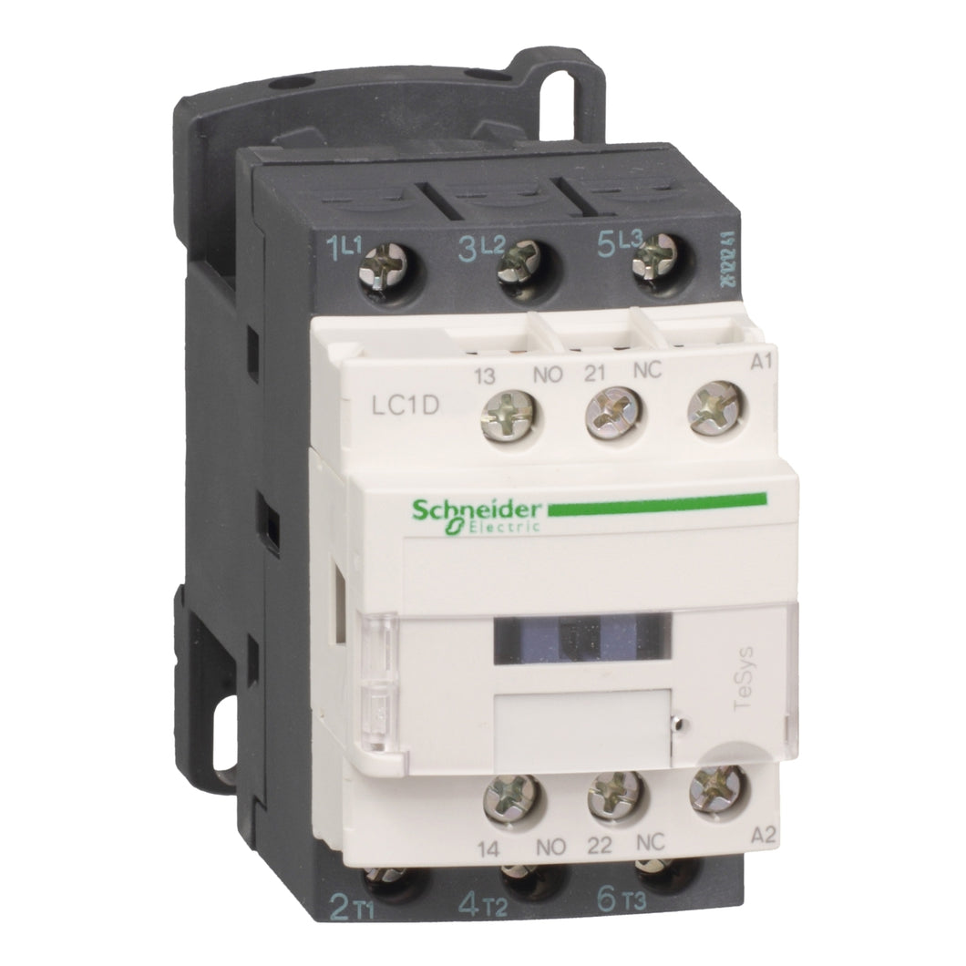 Contactor - 18amp 24v AC 3 Pole