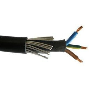 3 x 6mm SWA Cable