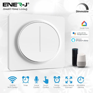 Smart WiFi Dimmable Touch Switch