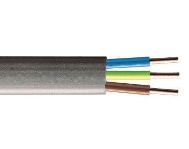 2.5sq Twin & Earth Cable