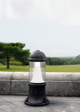 Load image into Gallery viewer, Fumagalli - SAURO Bollard - Black