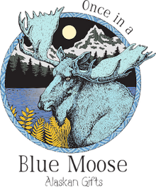 Once in a Blue Moose