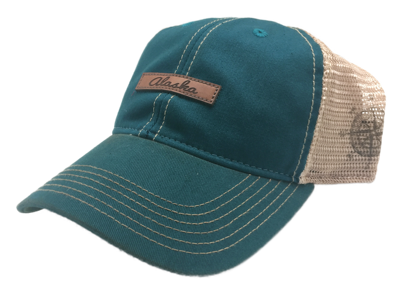 Compass Alaska Trucker Baseball Hat