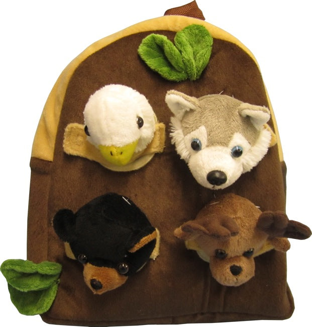Forest Friends Animal Backpack