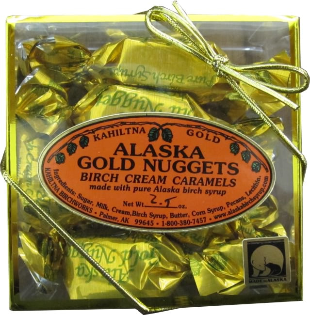 Alaska Gold Nuggets