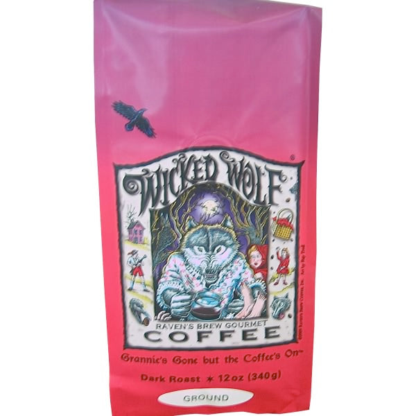 Wicked Wolf Ground Coffee