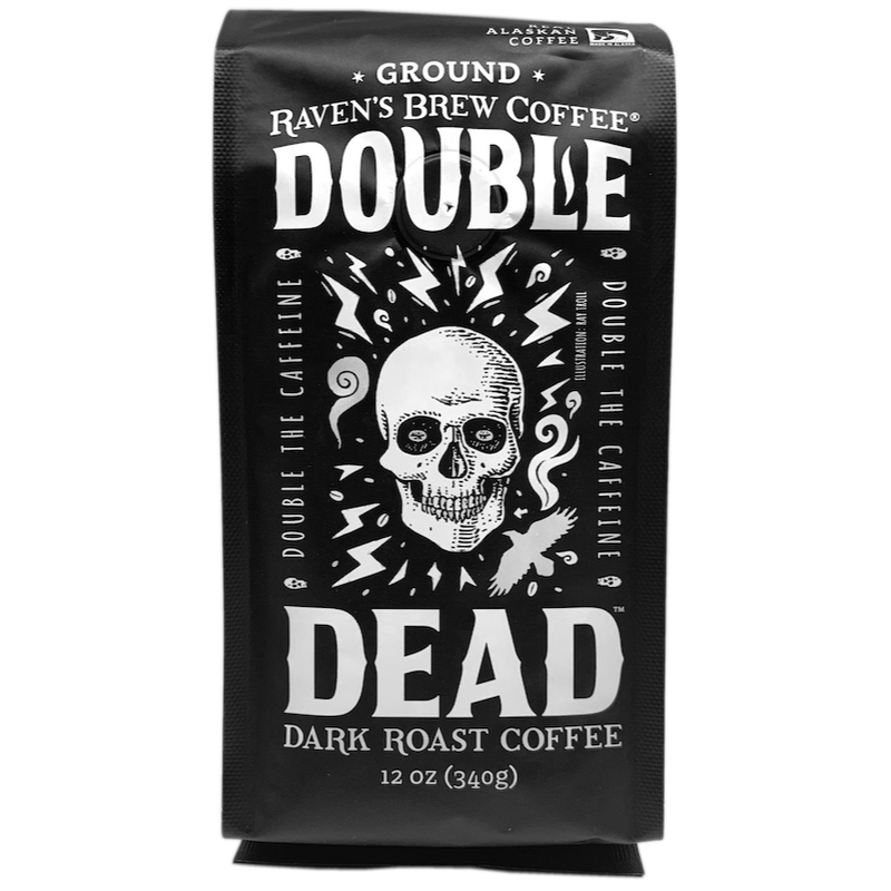 Double Dead Ground Coffee