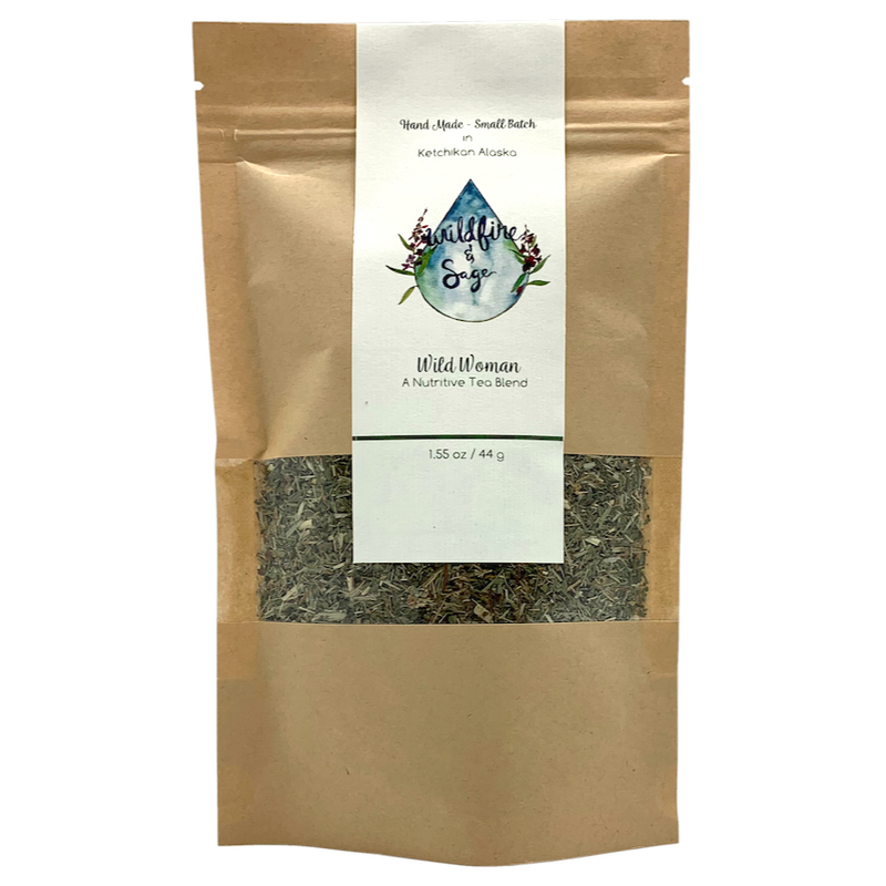Wild Woman Tea Blend