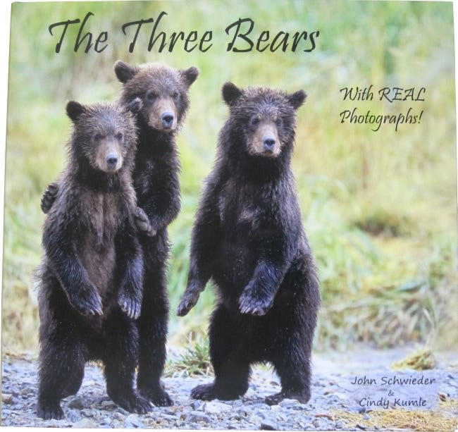 The Three Bears Kids Book