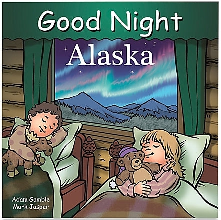 Good Night Alaska Board Book